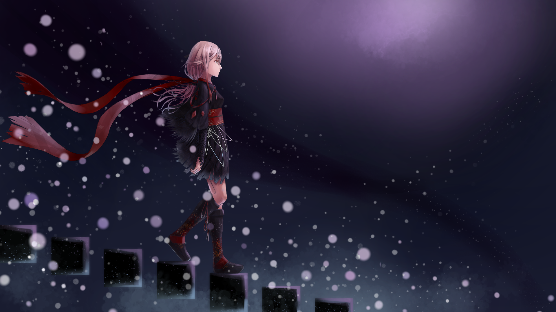 Anime Guilty Crown Inori Yuzuriha Wallpaper Guilty Crown Inori 1920x1080