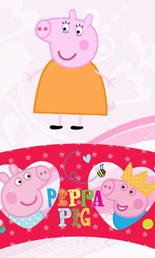 peppa pig wallpaper for android peppa pig wallpaper for 307x512