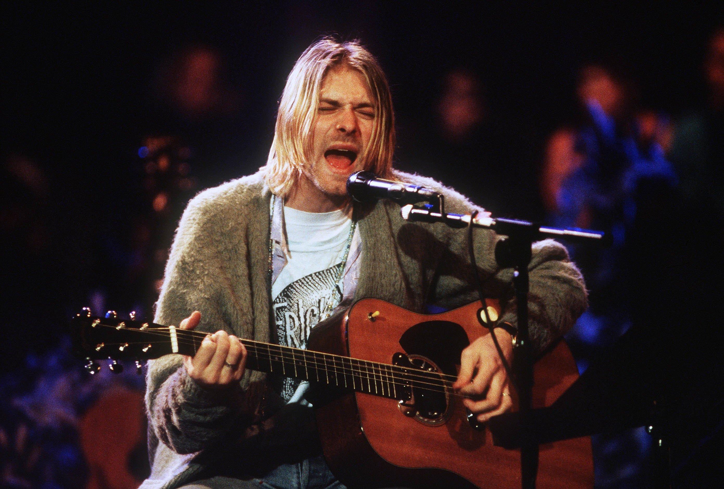 Kurt Cobain Wallpapers 2780x1880 NN93GF7 WallpapersExpertcom 2780x1880