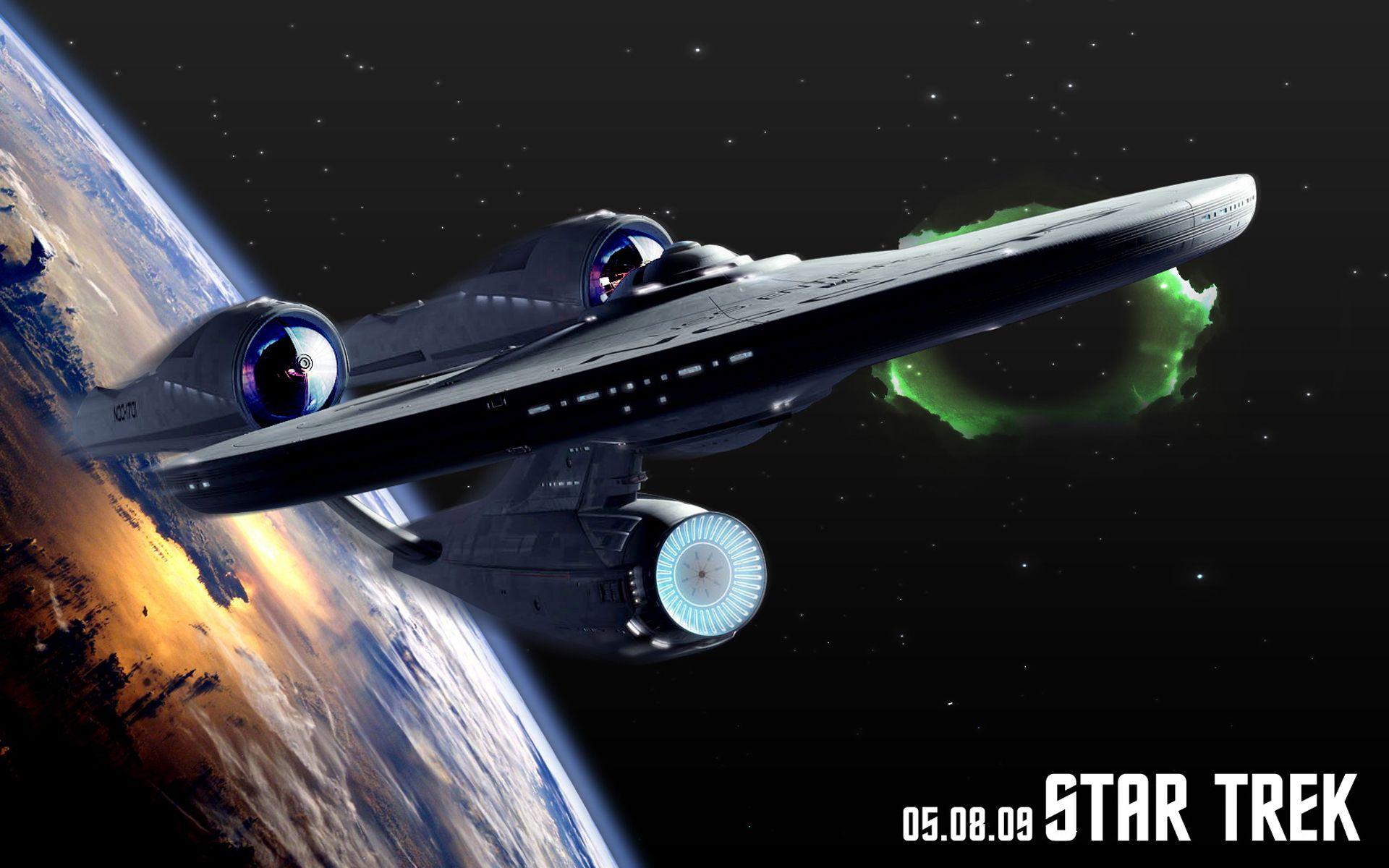 Starship Enterprise Wallpapers Best HD Desktop Wallpapers 1920x1200