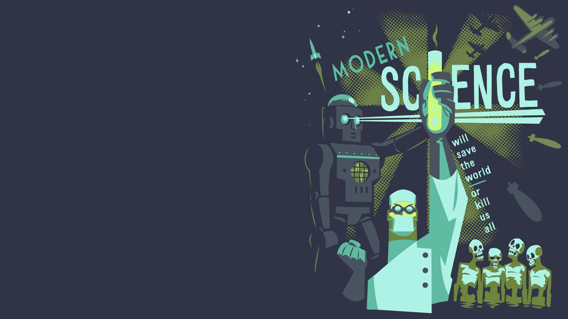 Image for Science Modern Wallpaper 1920x1080
