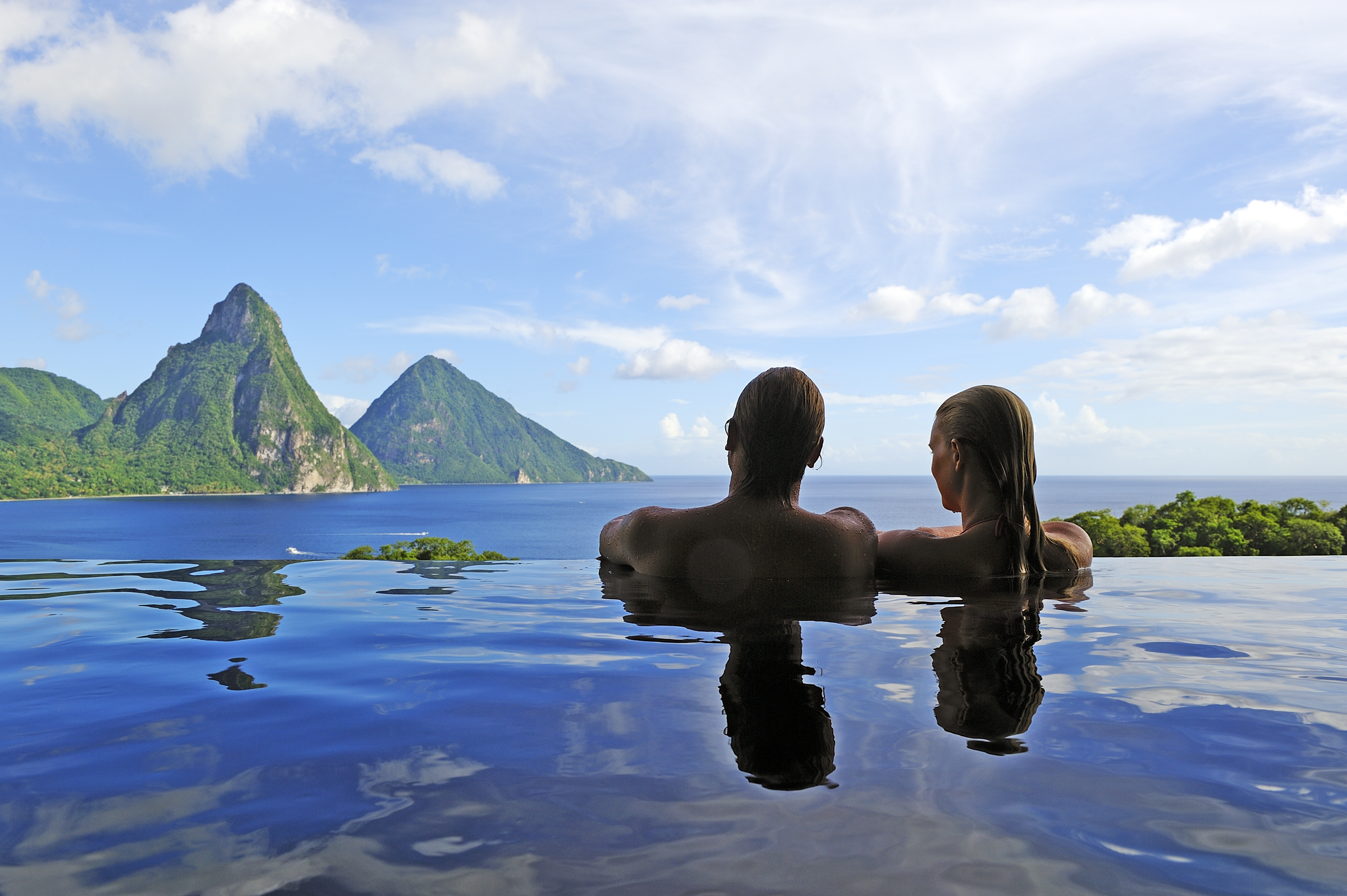 romantisch st lucia wallpaper   ForWallpapercom 2400x1597