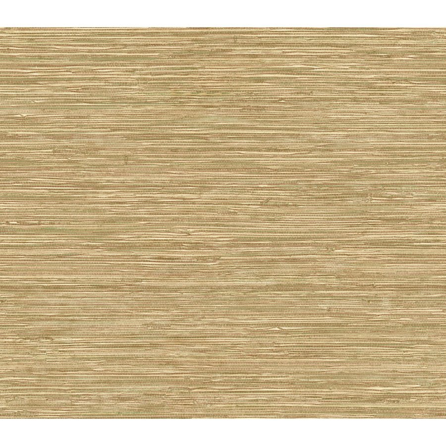 Grass Cloth Brown Peelable Vinyl Prepasted Wallpaper Lowes Canada 900x900