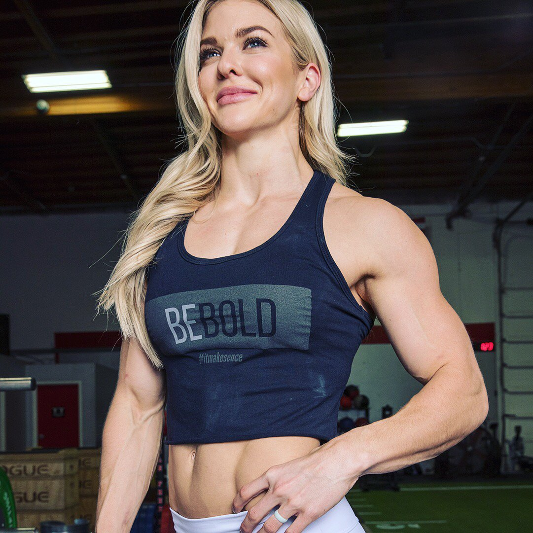 Athlete Brooke Ence CrossFit Games 1081x1081