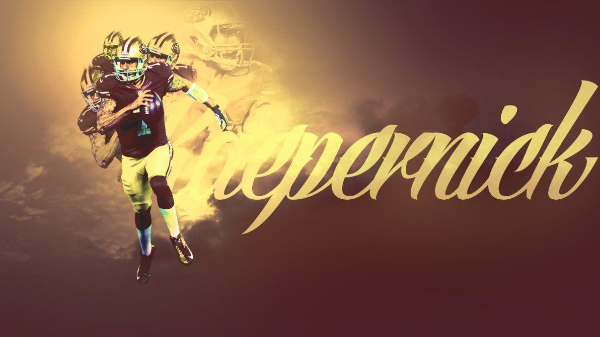 Colin Kaepernick 49ers Wallpapers 1192x670