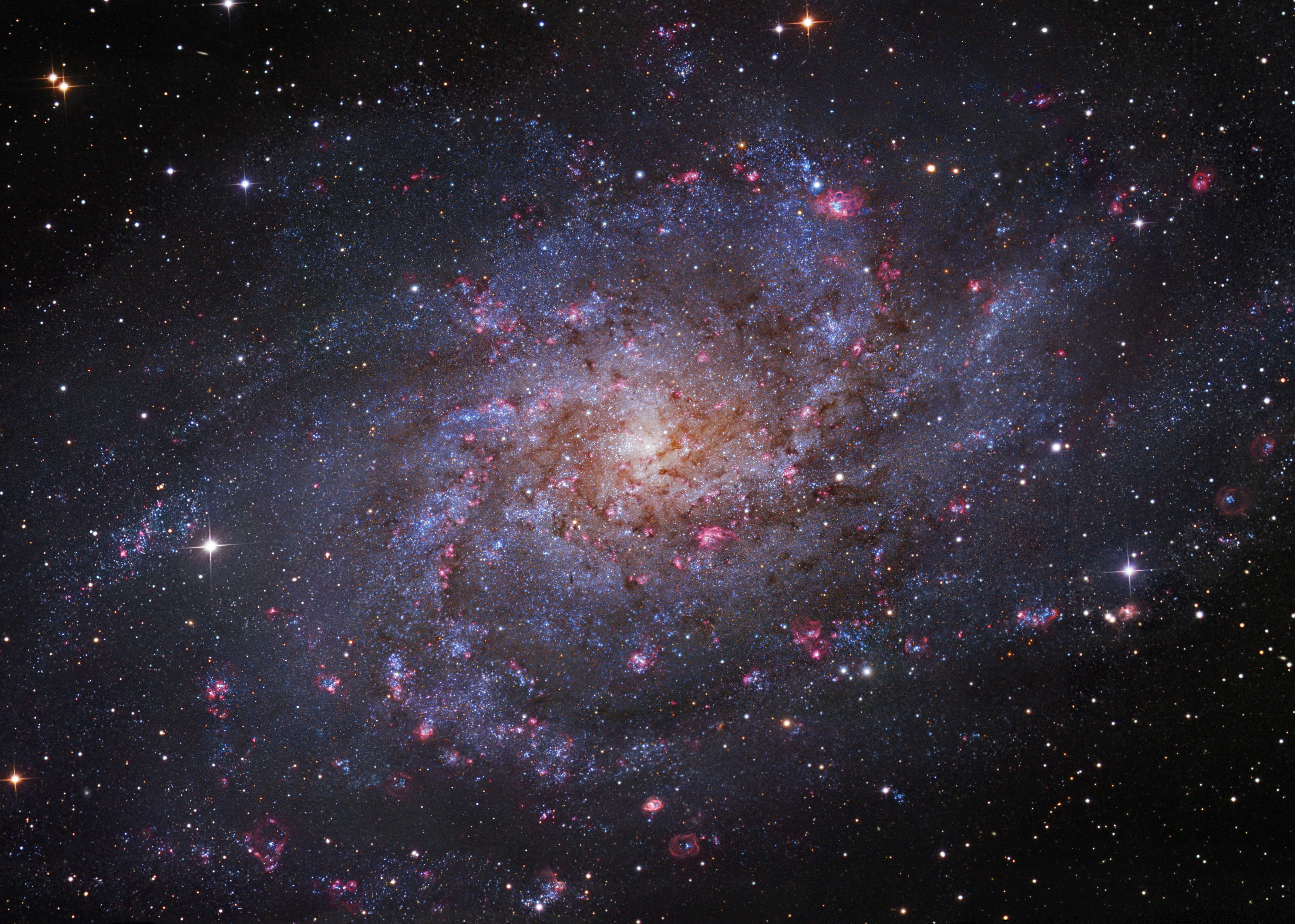 Messier Monday The Triangulum Galaxy M33 Starts With A 3500x2498