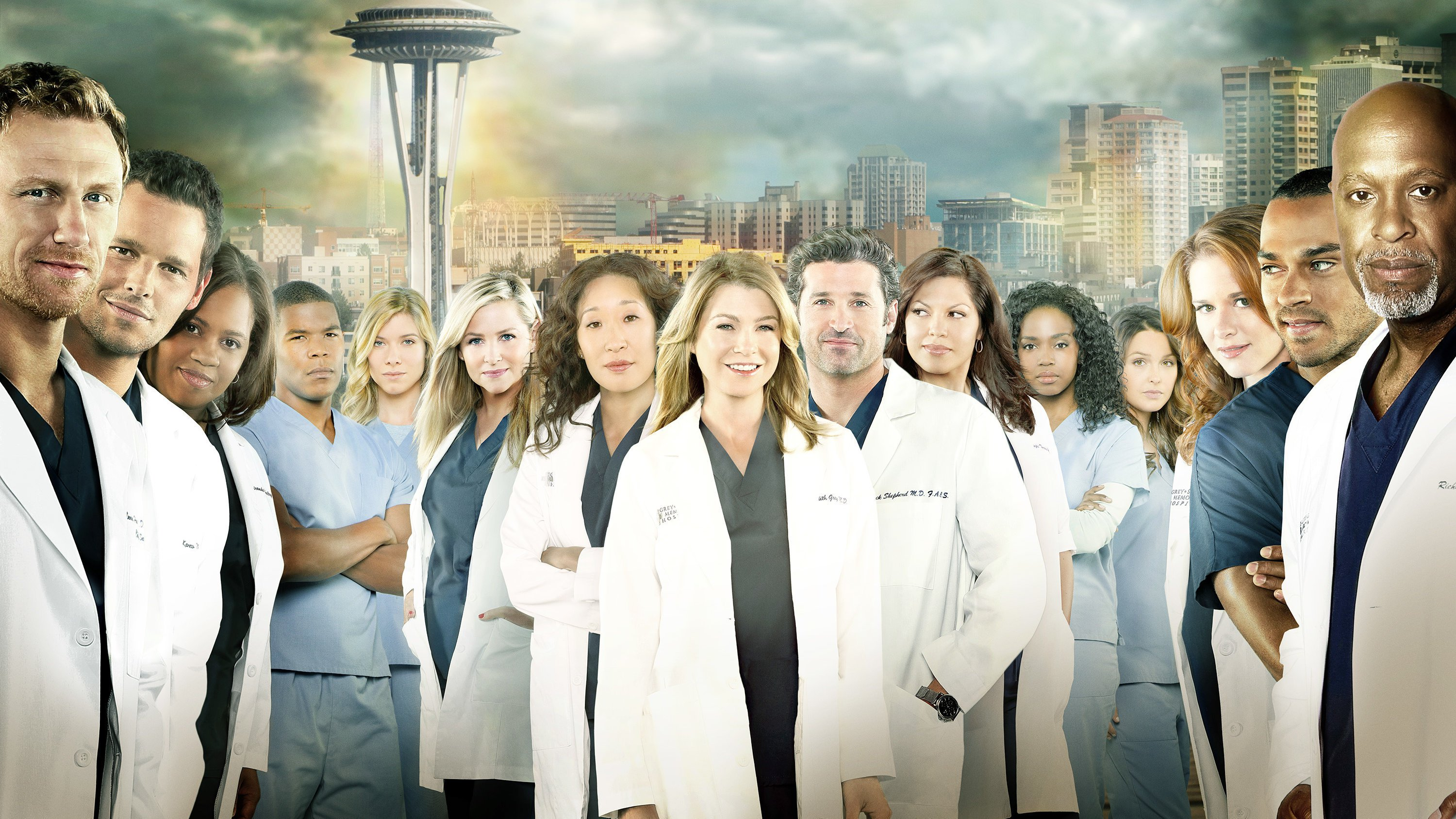 36 Greys Anatomy HD Wallpapers Background Images 3000x1687