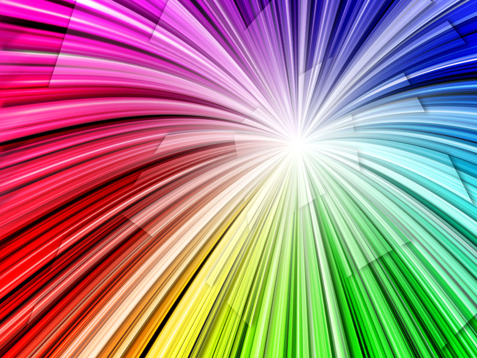 Rainbow Desktop Background
