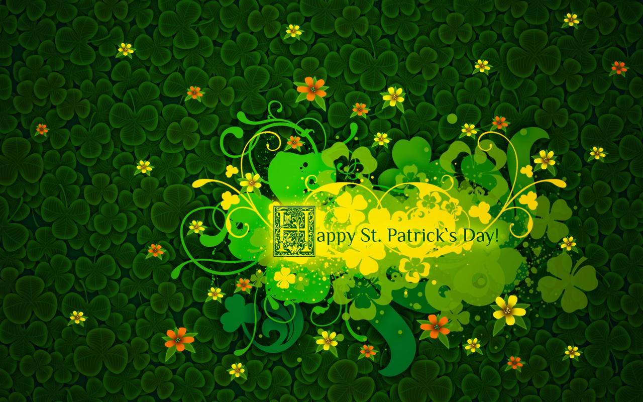 St Patricks Day 1280x800