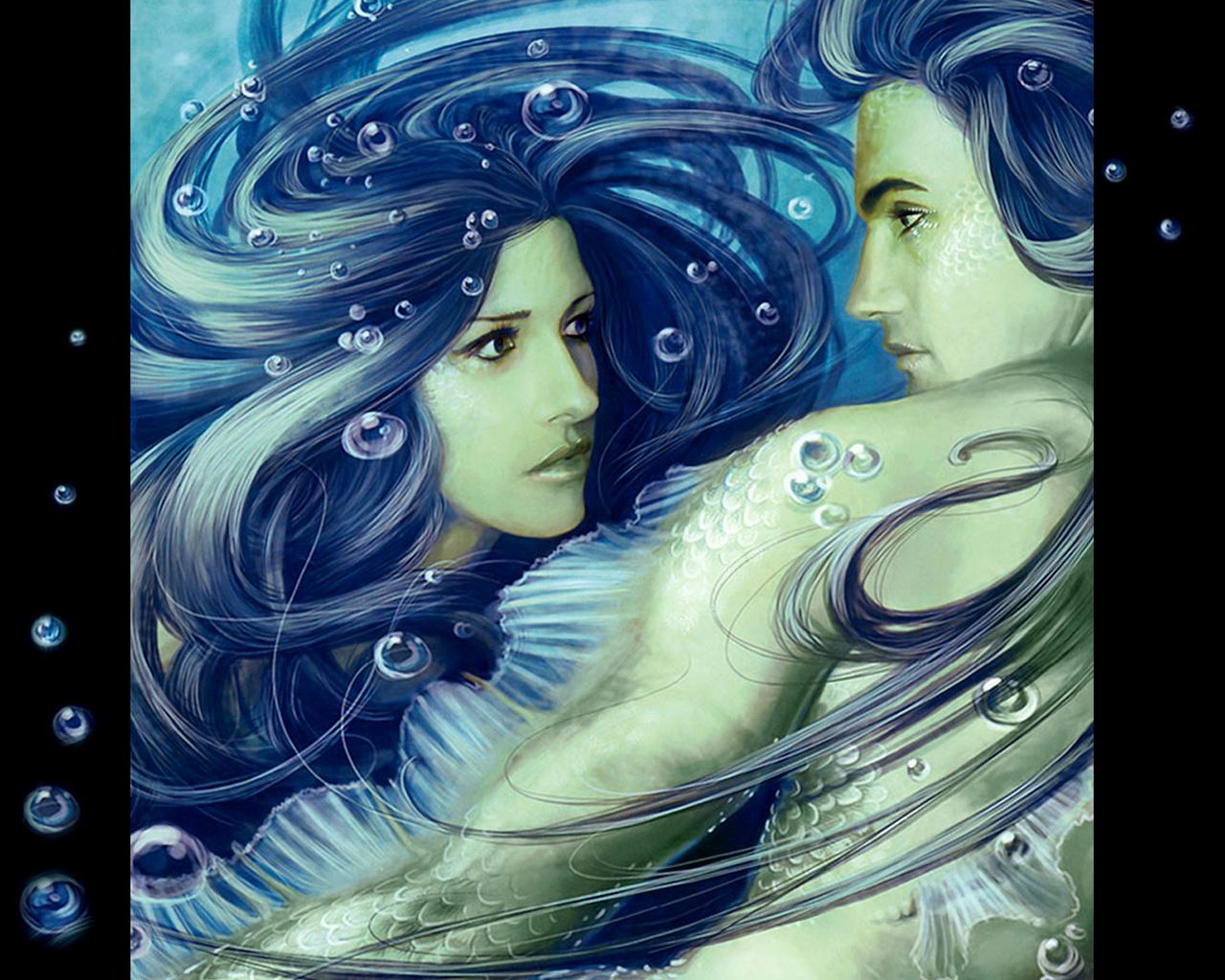 real mermaid wallpapers wallpapersafari