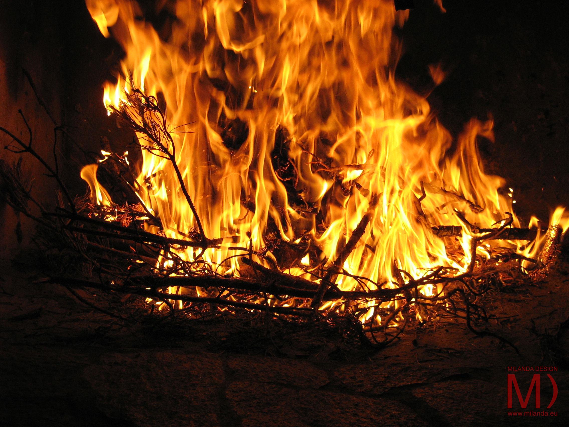 Fire Wallpaper 2272x1704