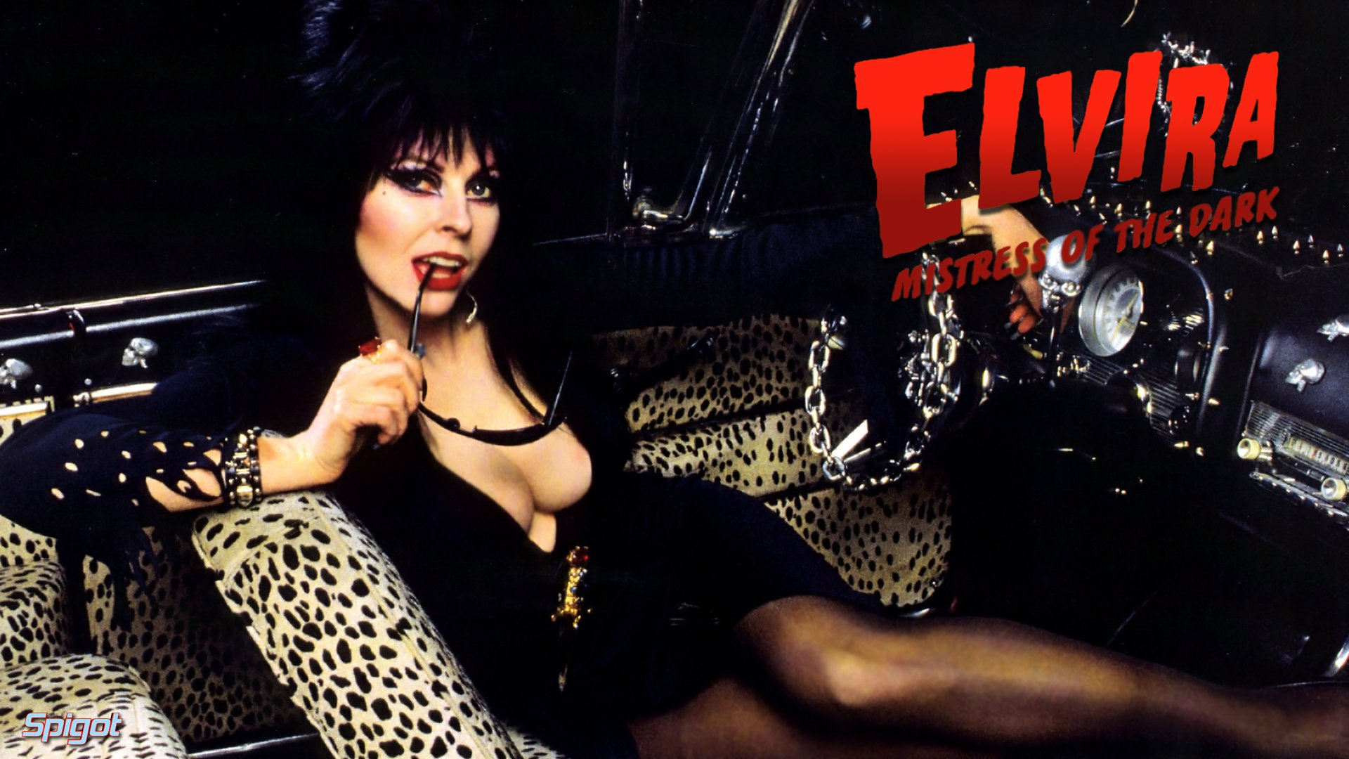 Elvira Mistress Of The Dark Wallpaper Another elvira wallpaper for 1920x1080