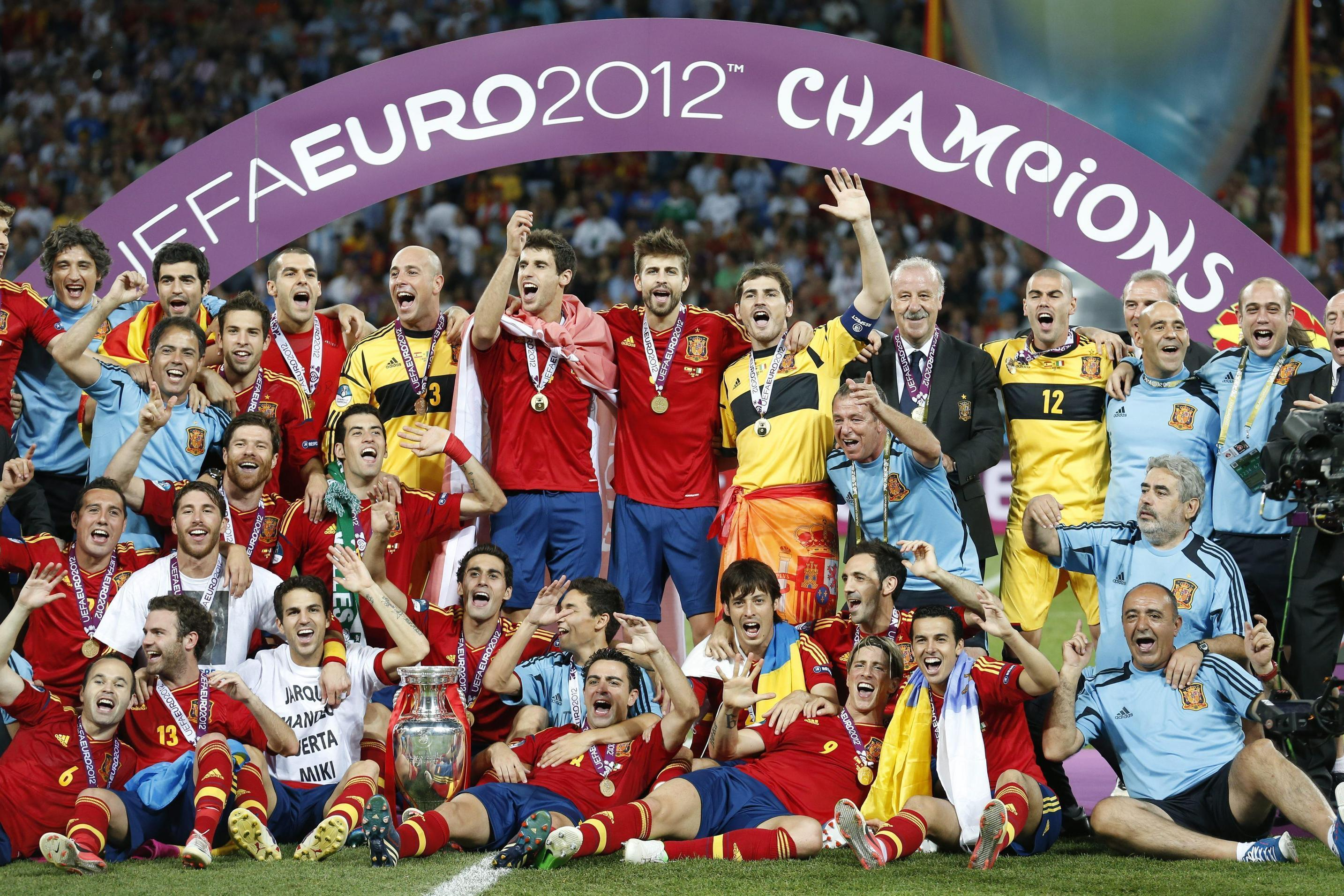 Spain National Team Wallpapers 2015 2867x1912