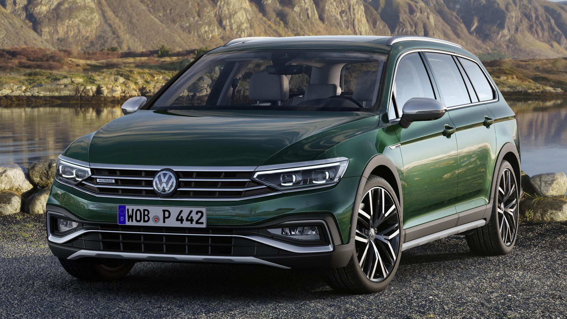 2019 Volkswagen Passat Alltrack   Wallpapers and HD Images Car Pixel 1920x1080