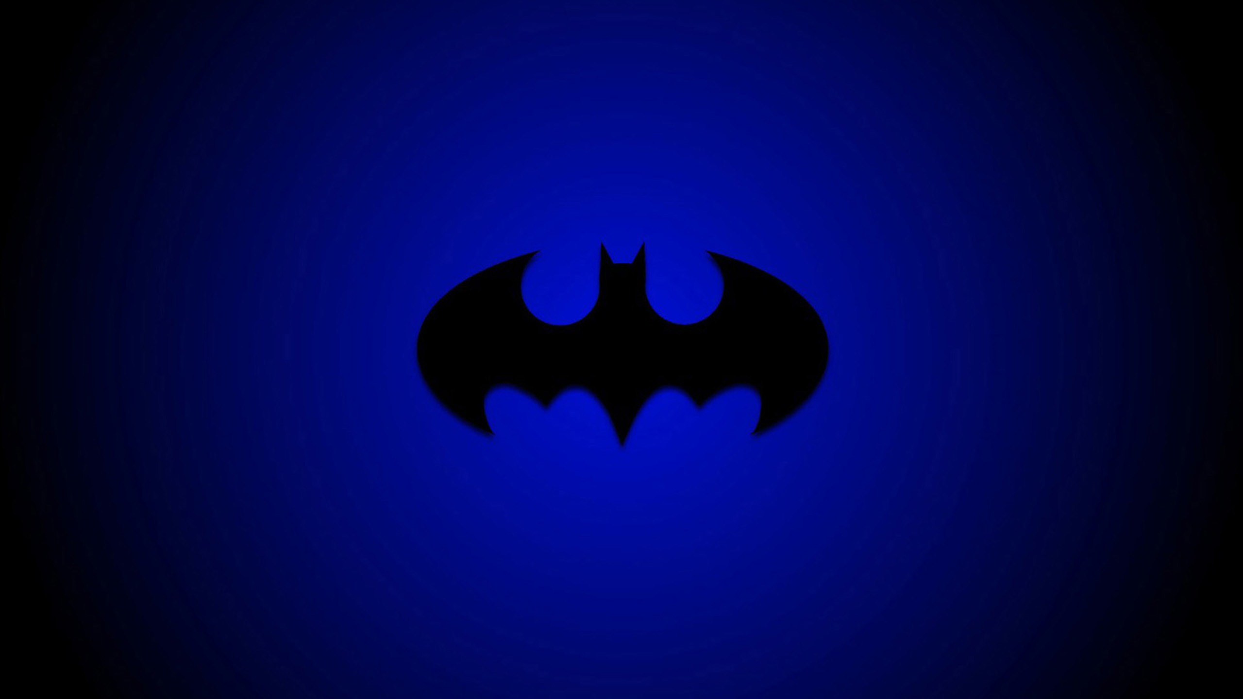 Batman Logo HD Wallpapers 2560x1440