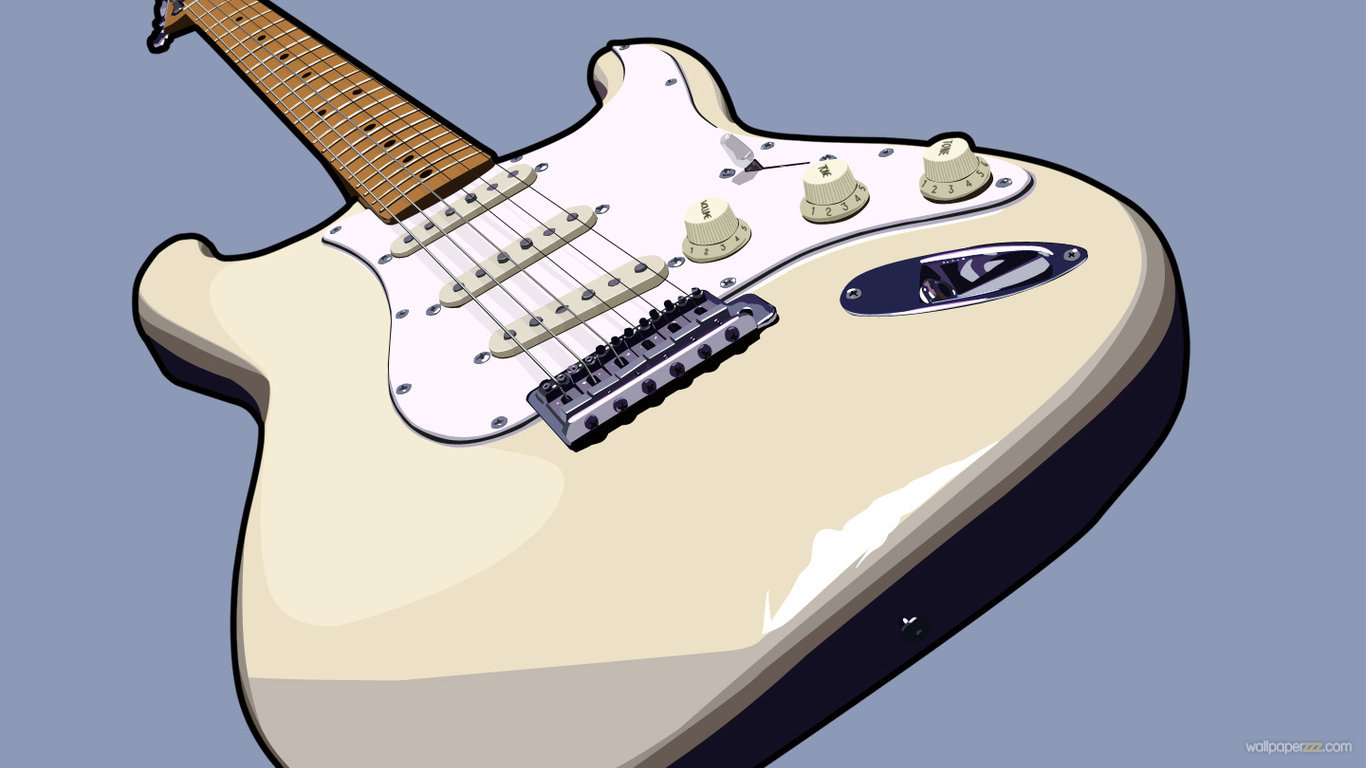 Fender wallpaper high resolution wallpapersafari - Fender stratocaster wallpaper hd ...