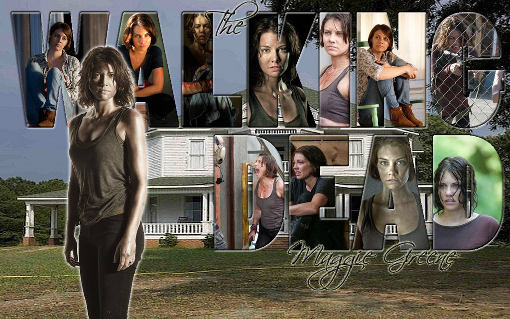 Wallpapers on The Walking Dead AMC 1024x640
