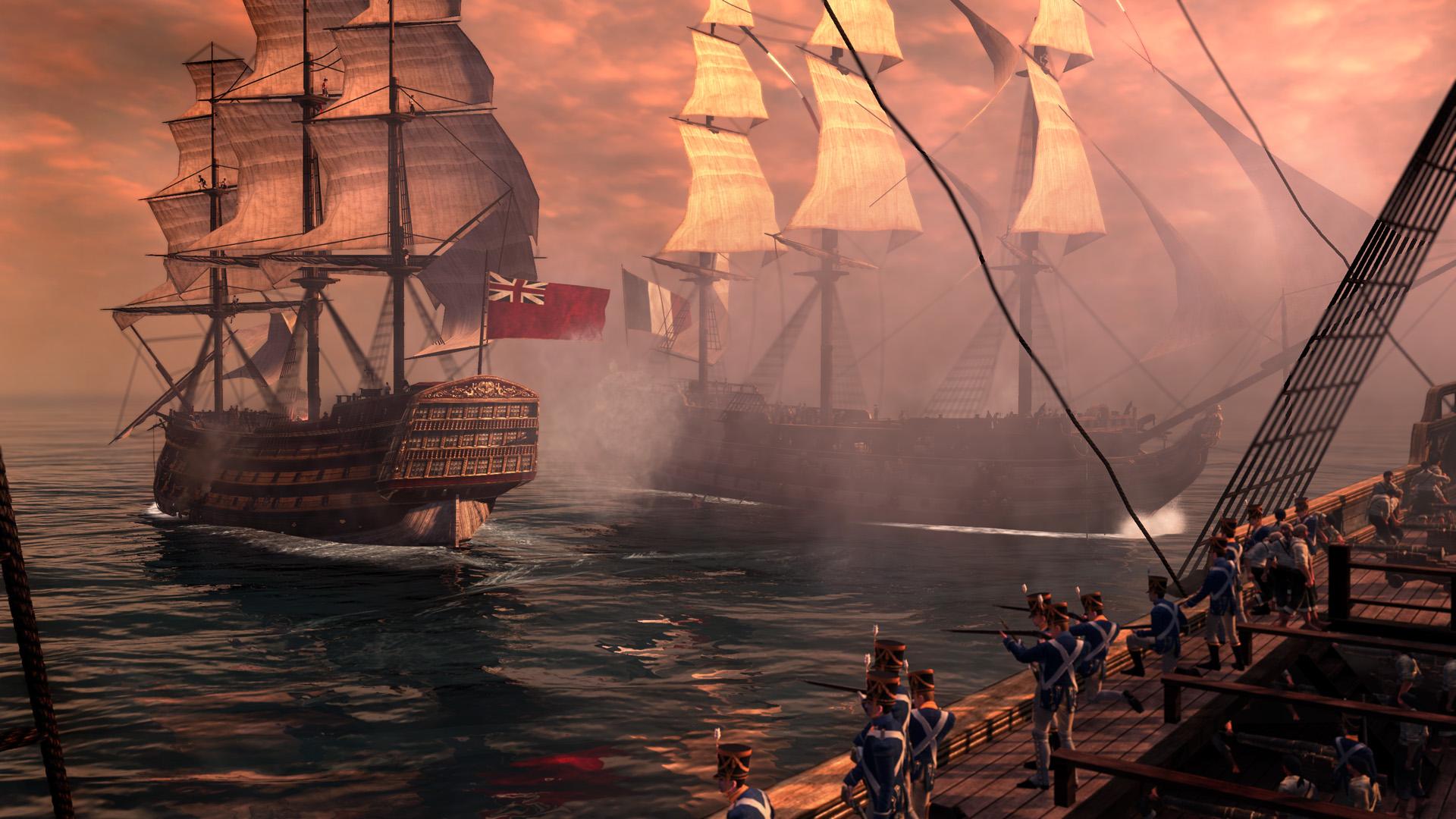 Napoleon Total War Naval wallpaper   102968 1920x1080