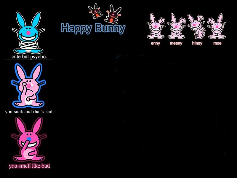 Happy Bunny Wallpaper Happy Bunny Desktop Background 800x600