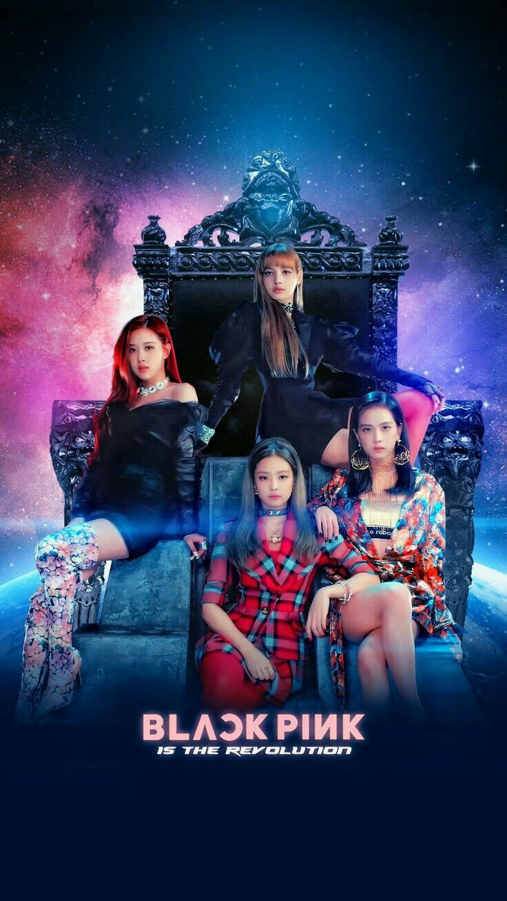 BLACKPINK Wallpaper Song DDU DU DDU DU BLACKPINK in 2019 736x1308