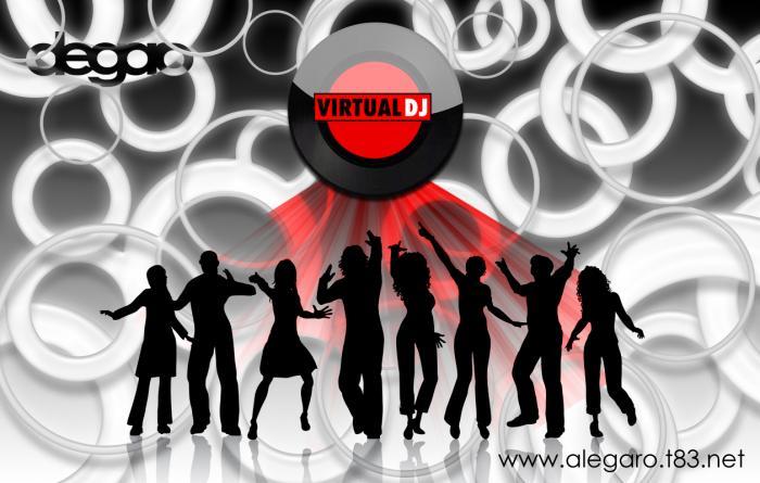 virtualdj logo