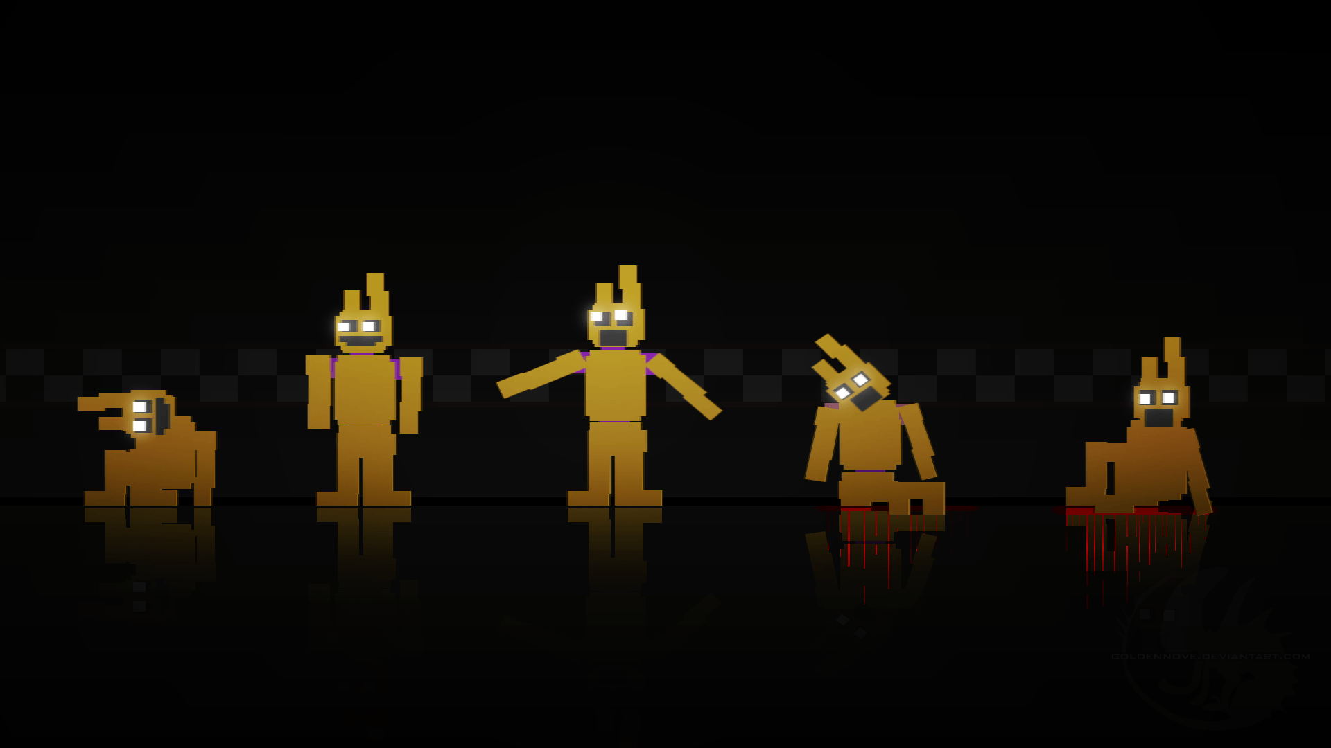 Five Nights At Freddys FNAF Wallpapers 1920x1080