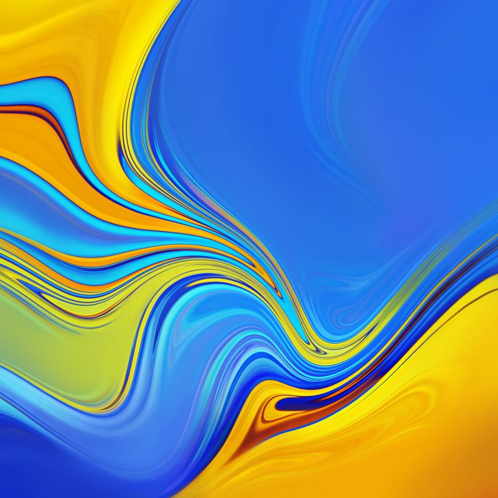 galaxy a7 2018 default wallpapers gt 7 Seni Wallpaper ponsel 1024x1024