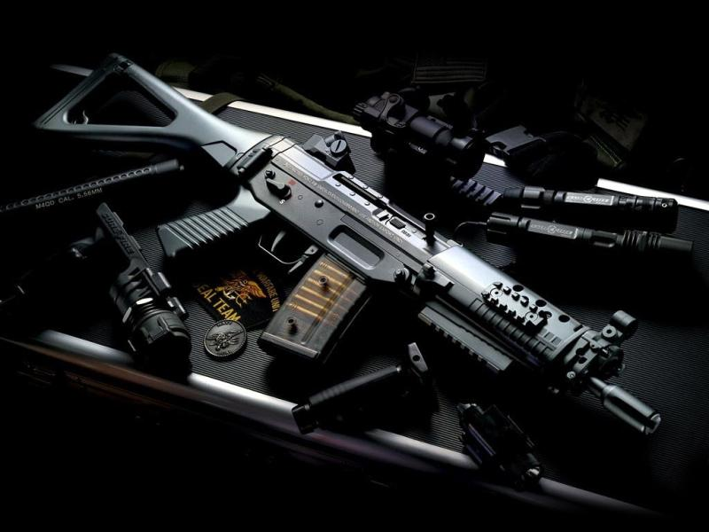 Gun Wallpapers Beautiful Cool Wallpapers 800x600