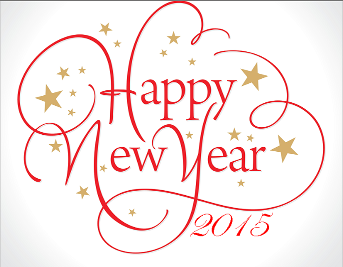 3D Wallpapers Happy New Year 2015 Background HD Wallpapers 686x535