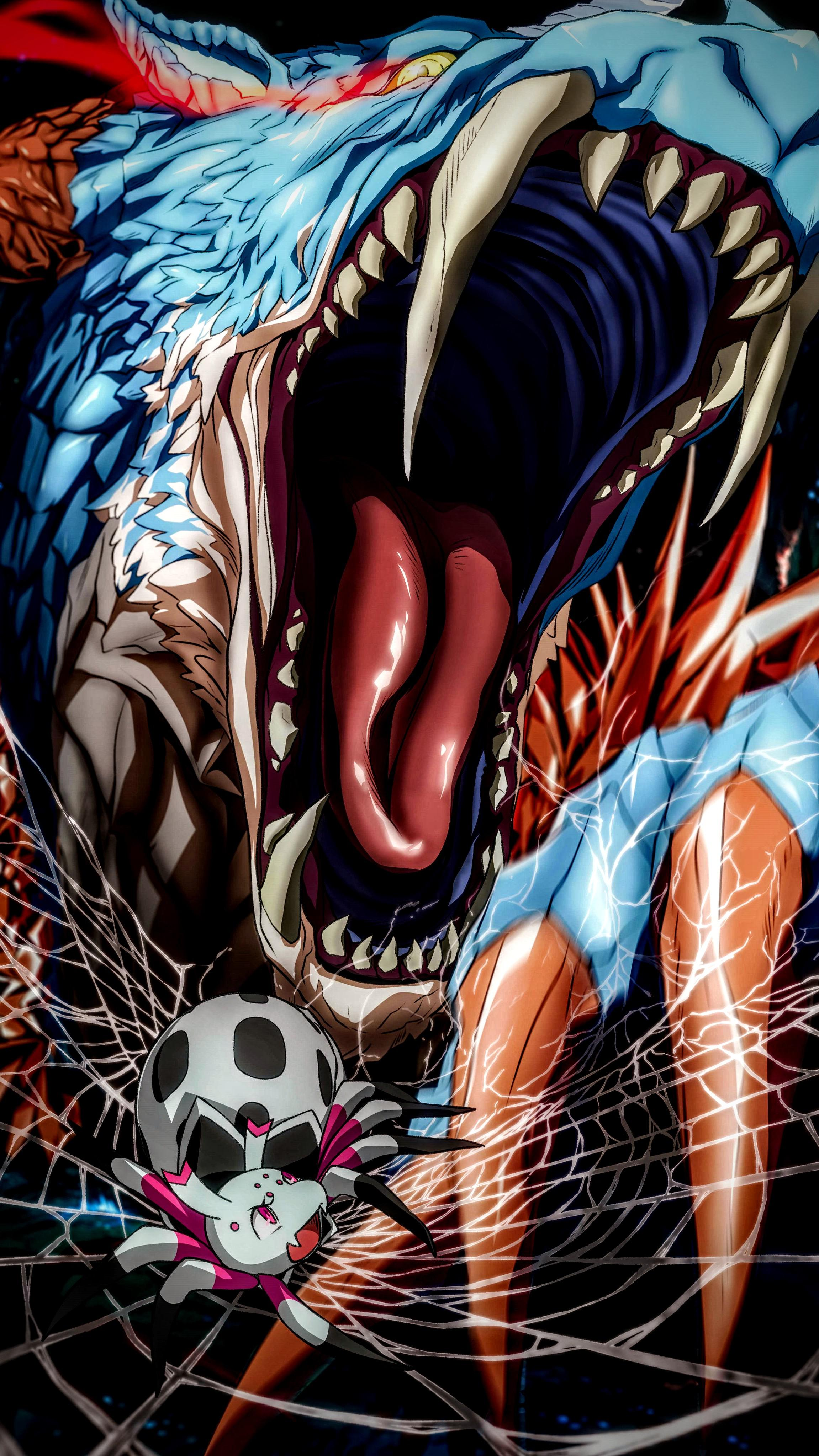 Wallpaper For The 2020 Anime Hype KumoDesu 2302x4096