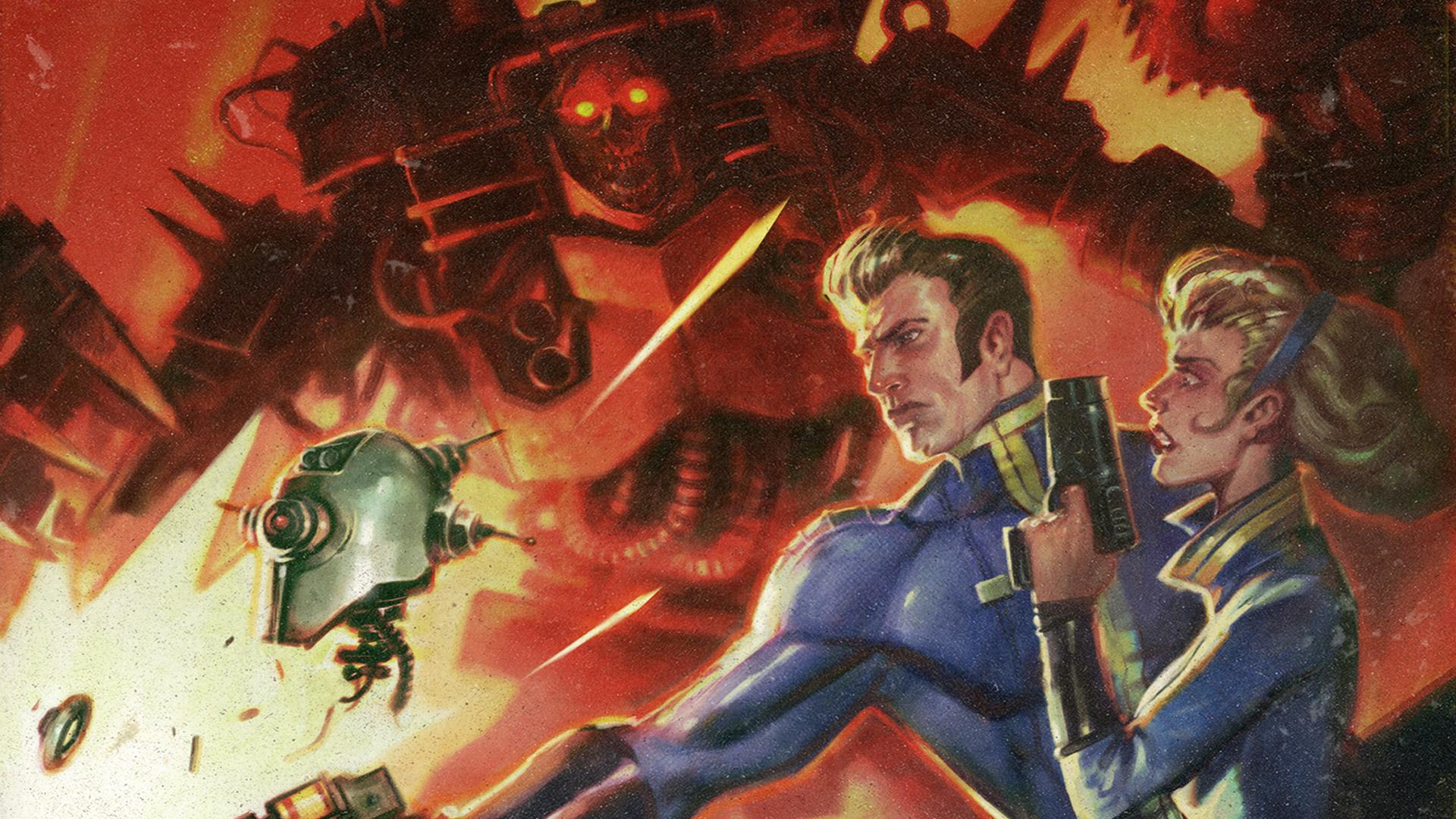 Fallout 4 Wallpaper in 1920x1080 1920x1080