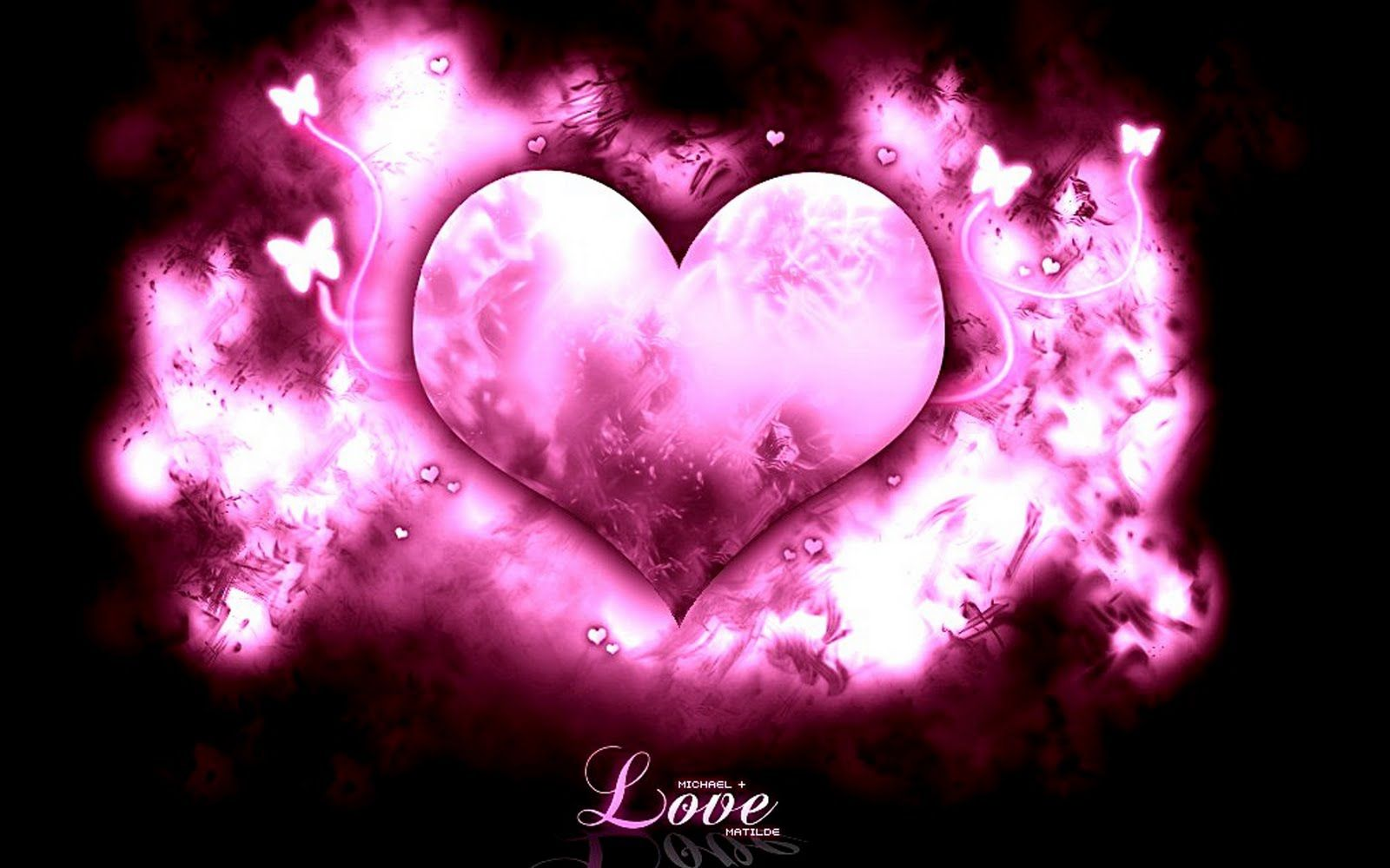 RomanticLoveWallpaper heart wallpaper heart shape 1600x1000