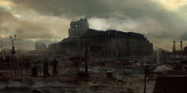 Fallout 3 concept art   Taringa 755x376