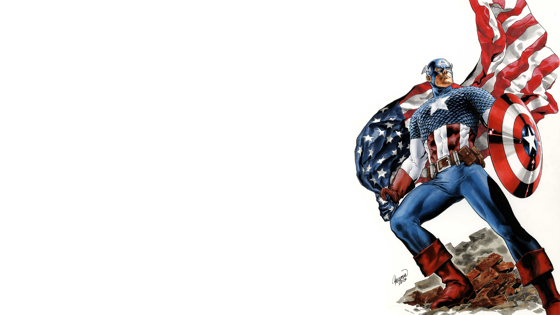 Captain America HD Desktop Background Wallpaper with 1920x1080 1920x1080