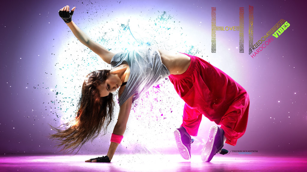 hip hop dancer wallpaper by The proffesional   urbannation 1024x576
