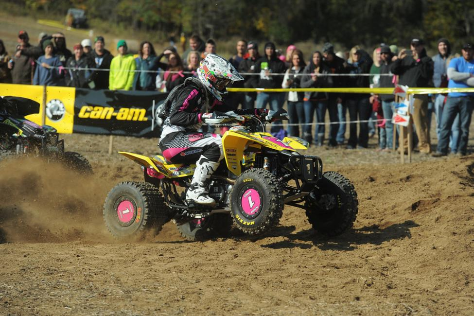 20th Annual AMSOIL Ironman GNCC Goes Pink in Honor of Breast 975x650