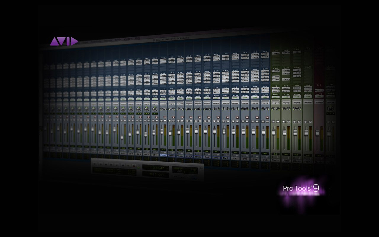 Free download Audio Workstation Music Production Dj Producer