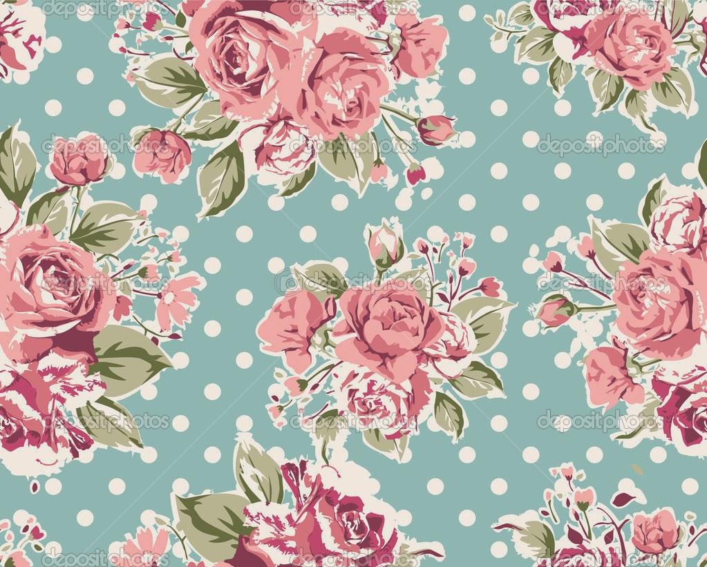 Vintage flower wallpaper   beautiful desktop wallpapers 2014 1023x821