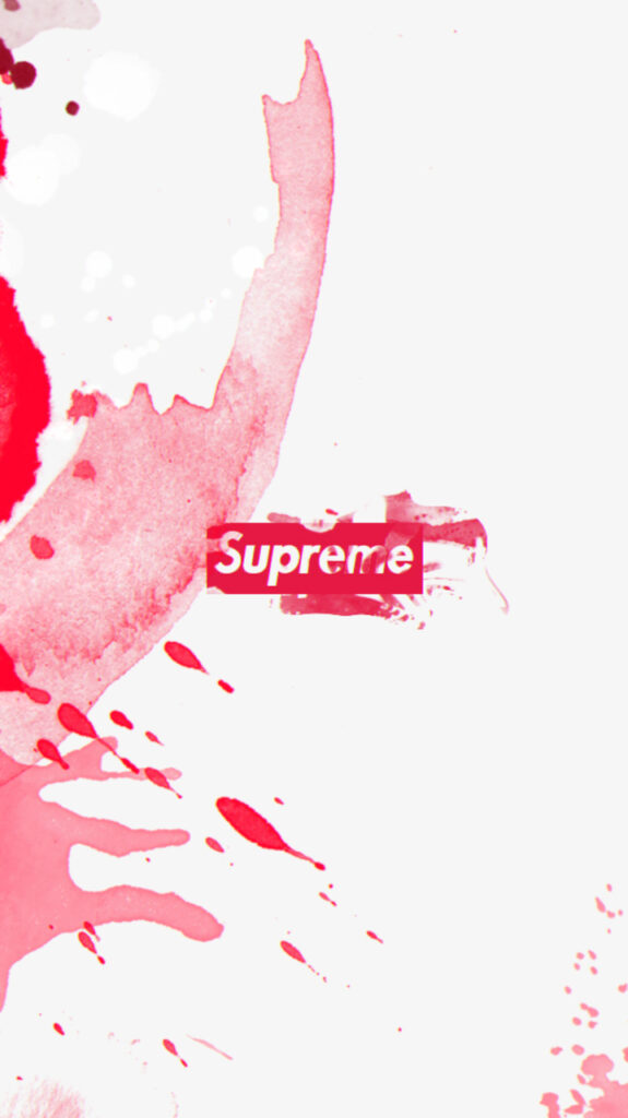 Supreme iPhone 12 Wallpaper   Download Best Supreme Wallpapers 575x1024