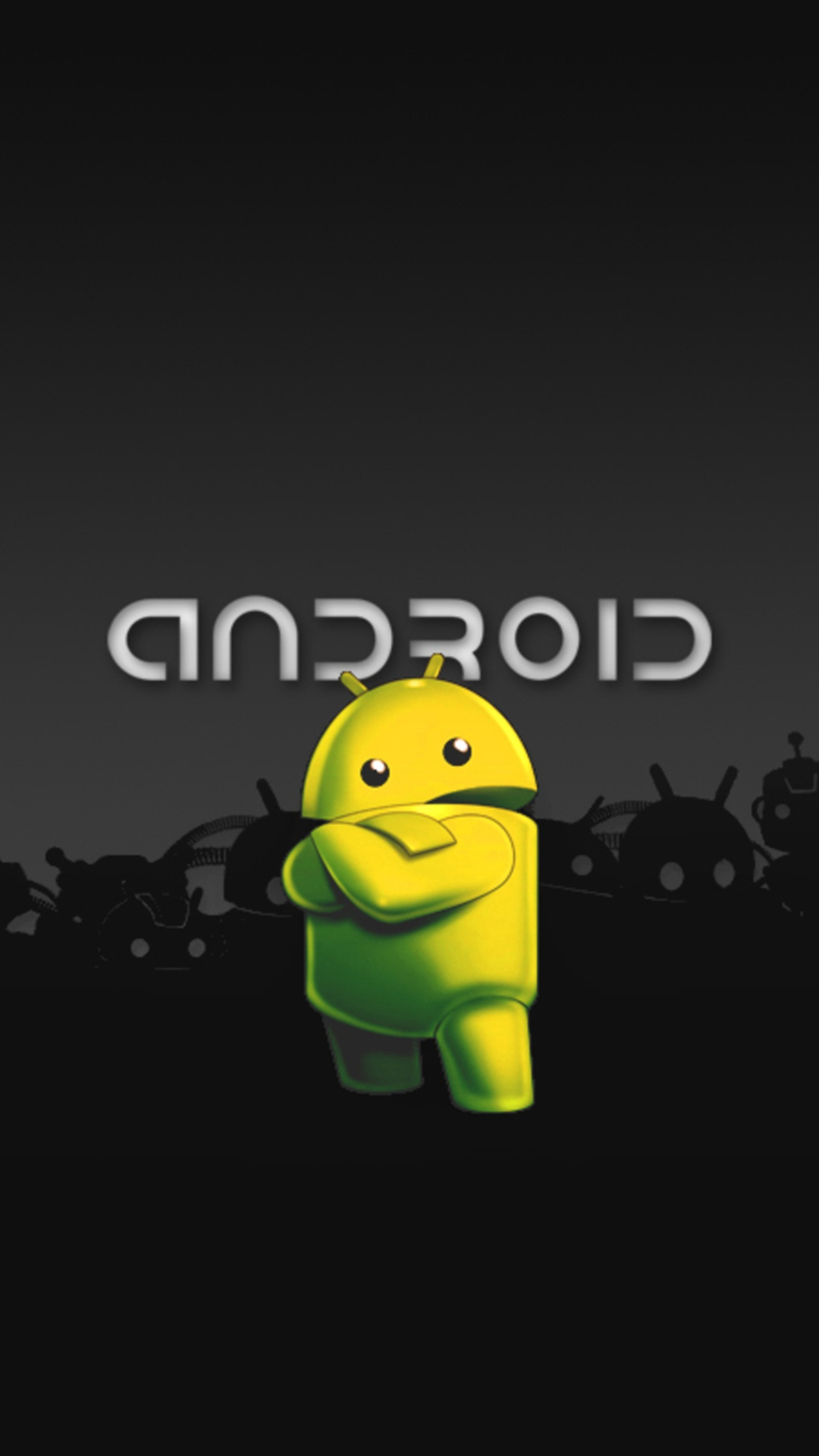 Android Central Logo Android Wallpaper download 1080x1920