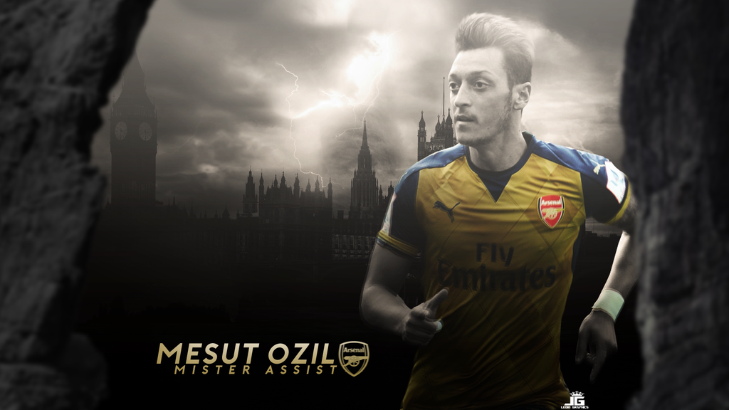 Mesut zil Silky Smooth Synergist Page 167 Arsenal 1024x576