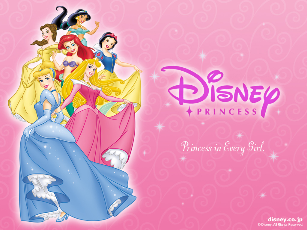 disney princess wallpaper 1024x768