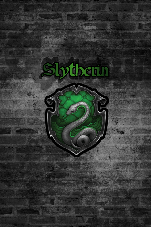 download Slytherin iPod Wallpaper by Nemosisa [640x960] for 640x960