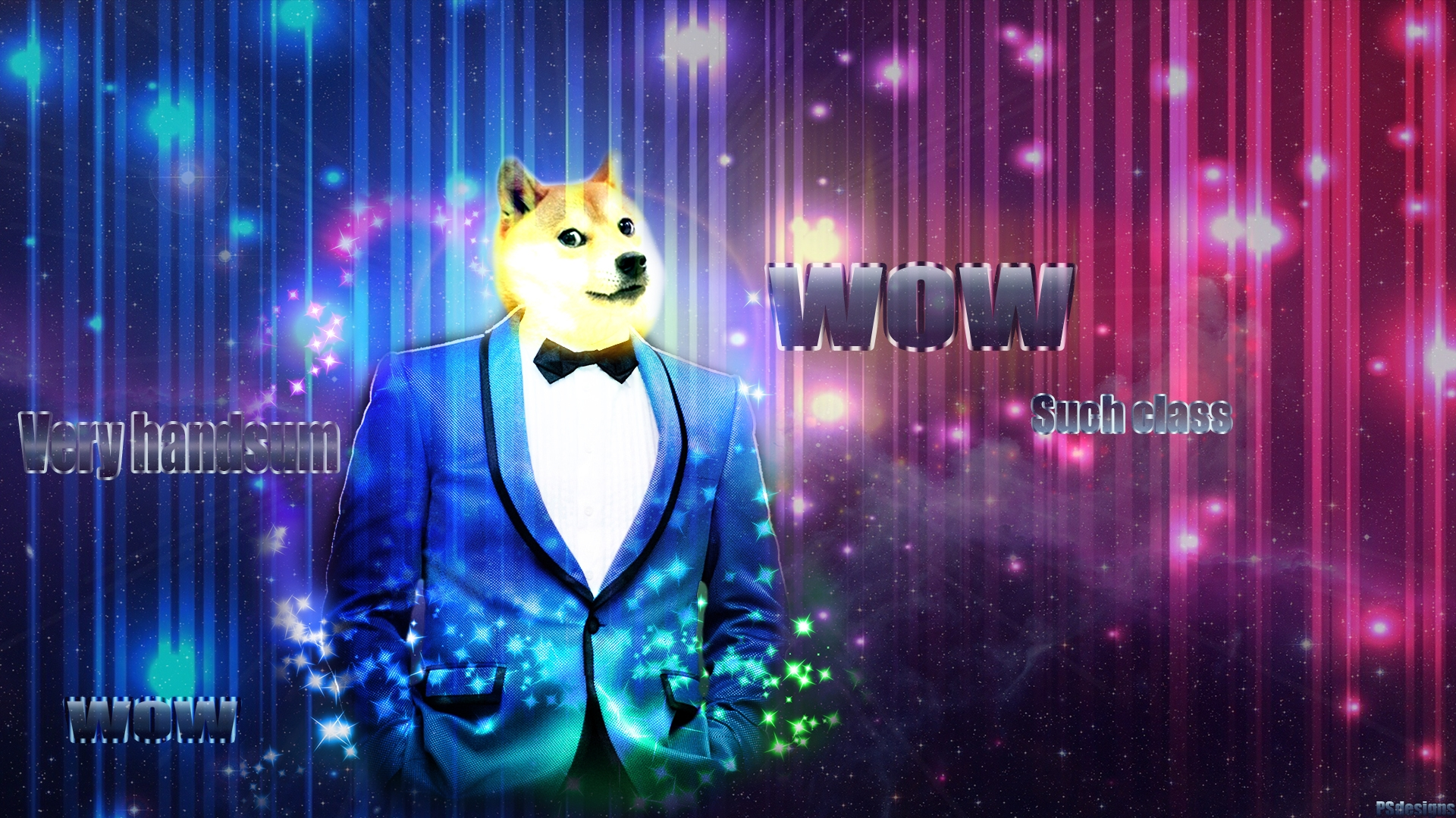 Handsome Doge   Doge Wallpaper 1920x1080 18357 1920x1080