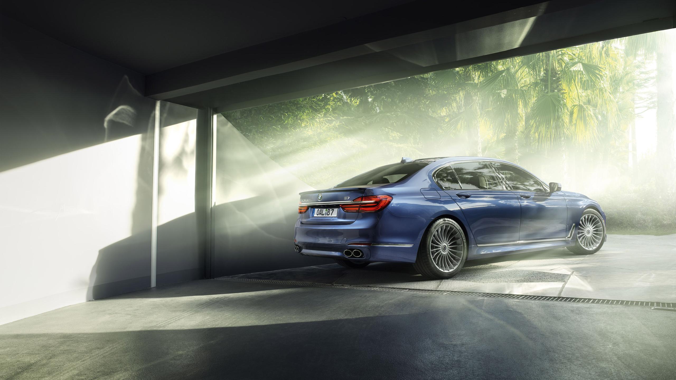 2016 BMW Alpina B7 xDrive 2 Wallpaper HD Car Wallpapers ID 6159 2560x1440