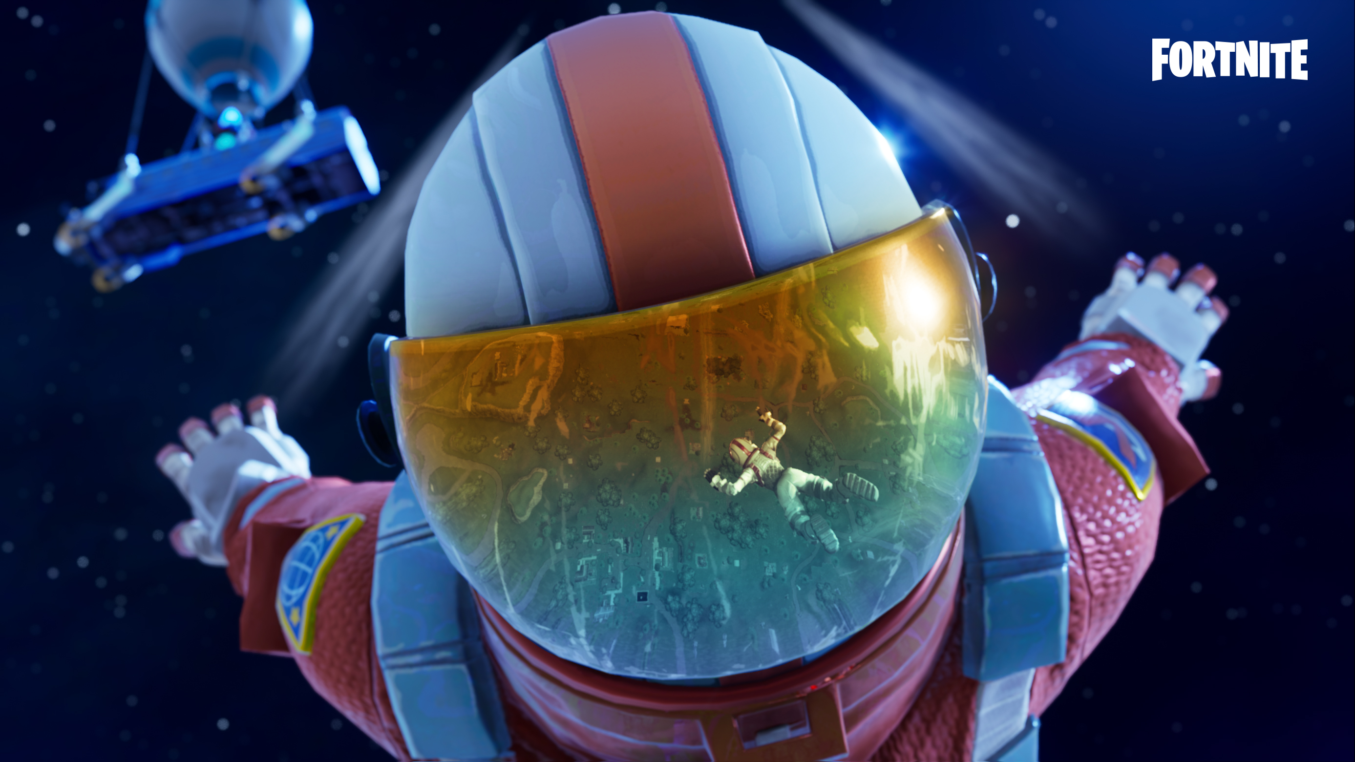 Astronaut Battle Pass Season 3 HD Wallpaper Background Image 2774x1560