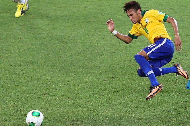 Neymar Run Off the Ball Wallpaper Take Wallpaper 662x440