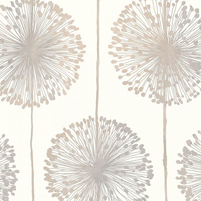 Home Wallpaper Muriva Muriva Dandelion Floral Wallpaper 700x700
