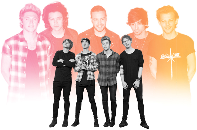 One Directions Investment in 5 Seconds of Summer Billboard 650x430