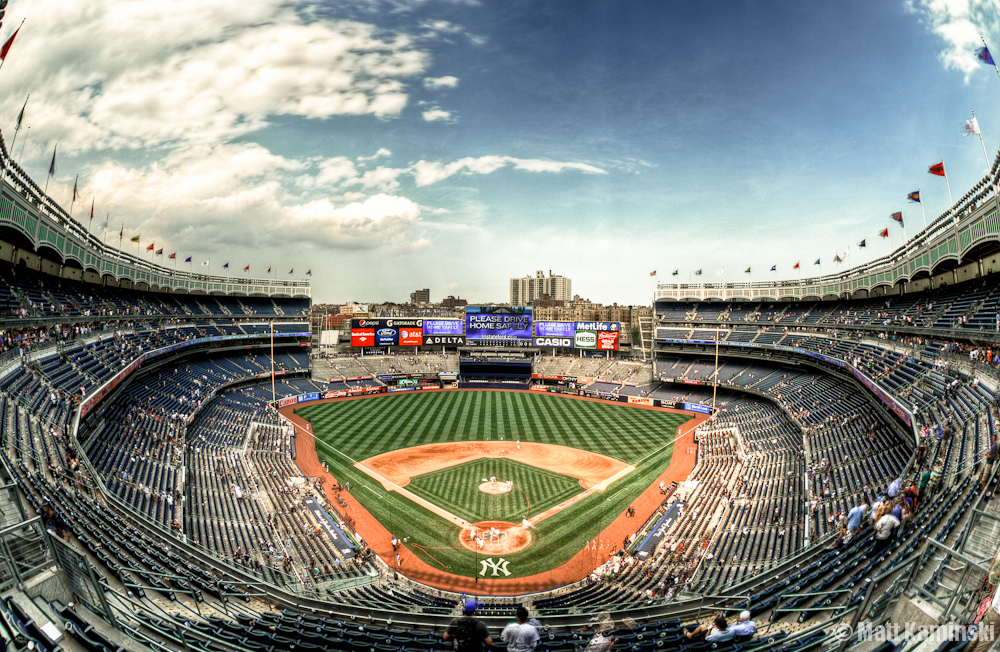 Source URL httpimgarcadecom1yankee stadium sunset wallpaper 1000x652